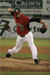 Corey Ragsdale posted a 2.43 ERA over 29.2 innings in 2009. (photo by John Setzler, Jr.)