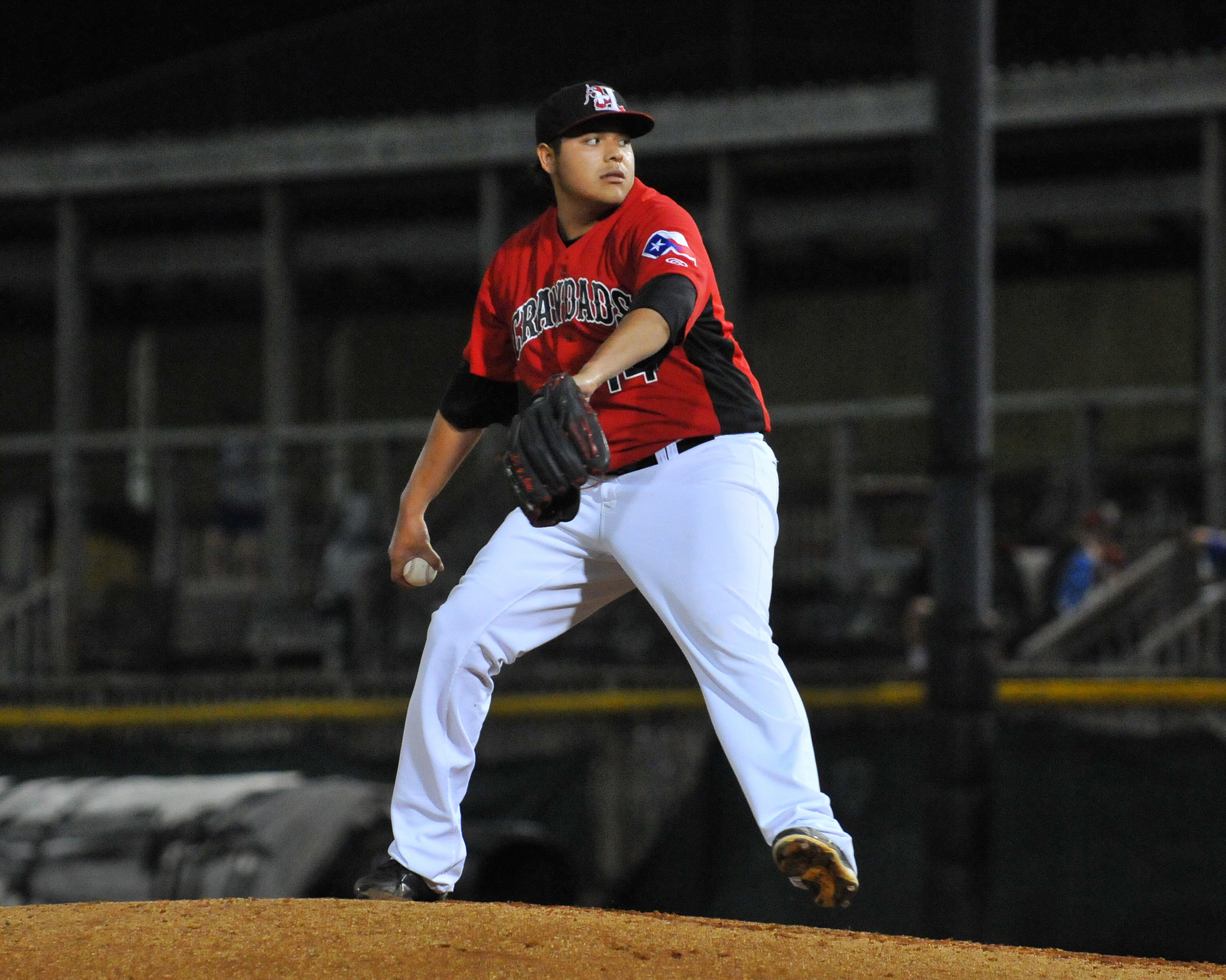 Luis Ortiz Baseball