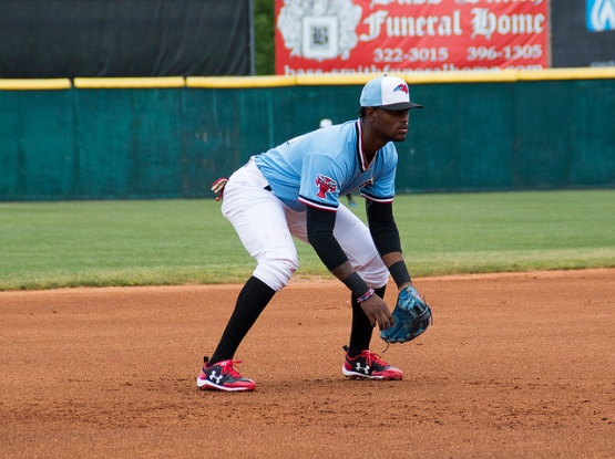 Ti'Quan Forbes at 3B - Lin